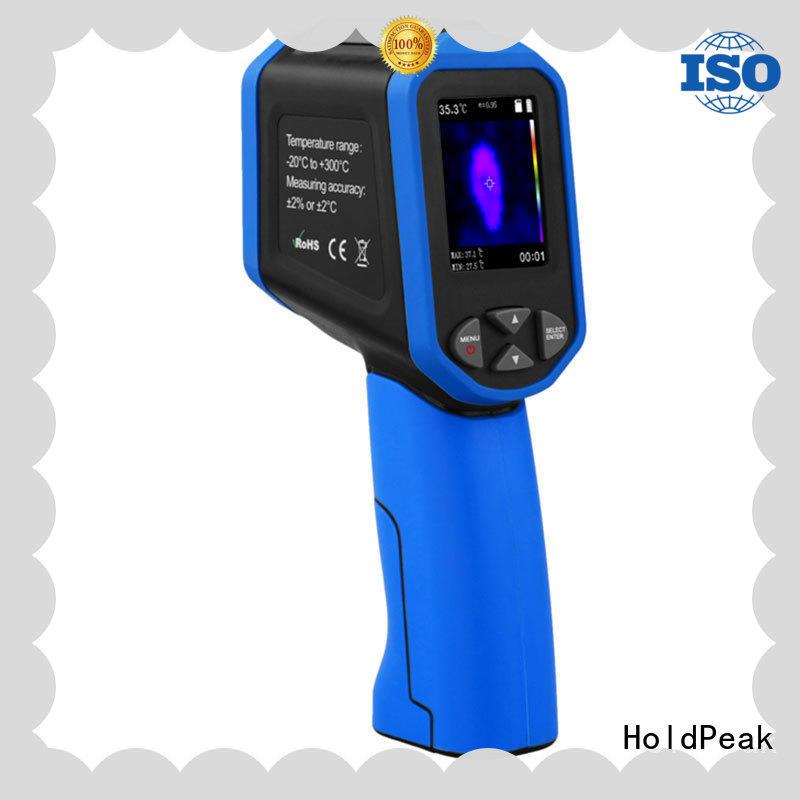 HoldPeak hp950d ir thermal image sensor factory for customs