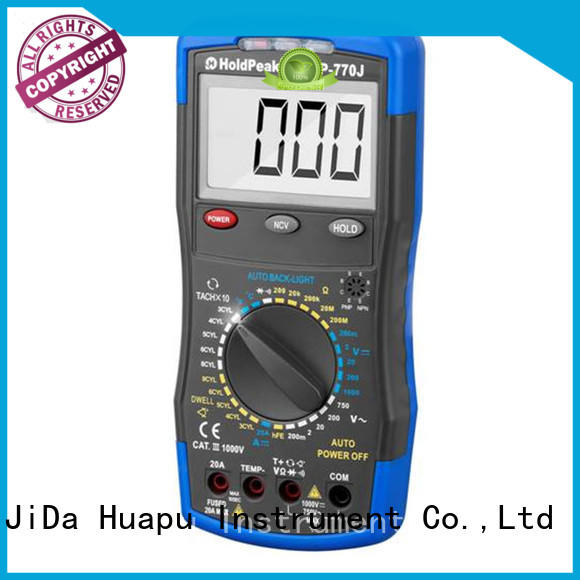 Custom oscilloscope engine analyzer scanner factory for testing