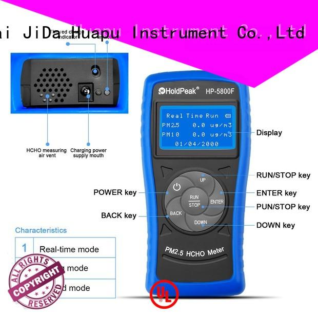 HoldPeak hp5800g air pollution monitoring app Suppliers for industry