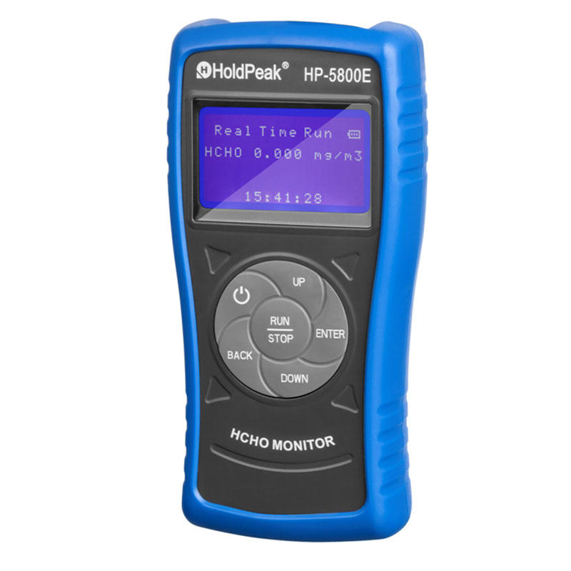 Formaldehyde Detector, Formaldehyde(HCHO) Tester,  Formaldehyde measuring instrument HP-5800E