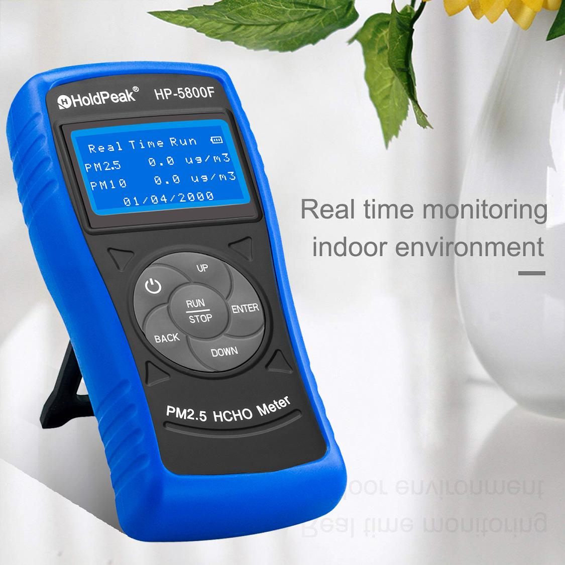 HoldPeak hp5800g air pollution monitoring app Suppliers for industry-8