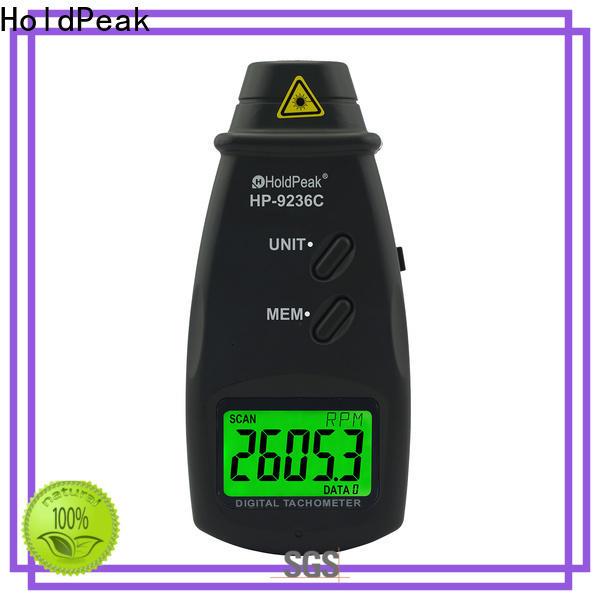HoldPeak Wholesale handheld digital tachometer manufacturers for automobiles