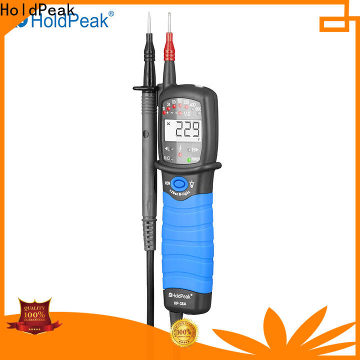 HoldPeak pen cheap voltage detector for business for physical
