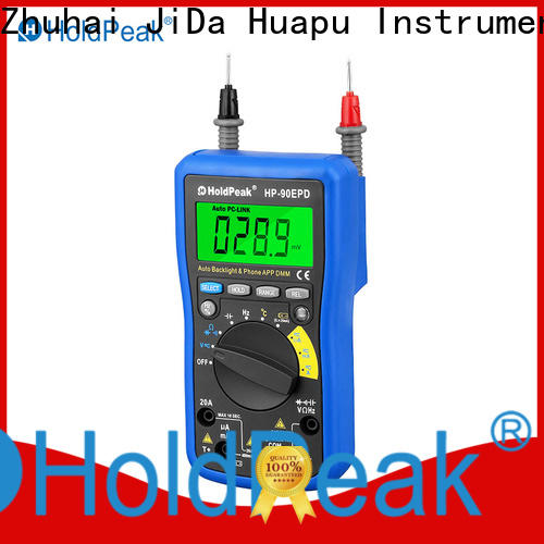 HoldPeak easy to carry environmental meter Supply for environmental testing