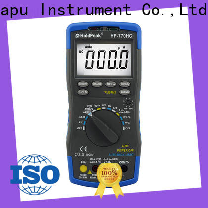 Wholesale digital multimeter guide performance for business for electrical