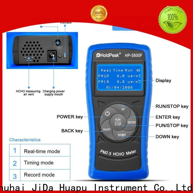 HoldPeak high reputation air quality monitoring equipment suppliers for business for home