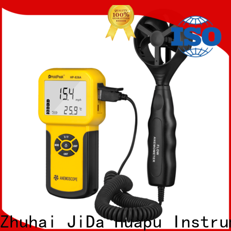 easy to carry paper cup anemometer mini company for tower crane
