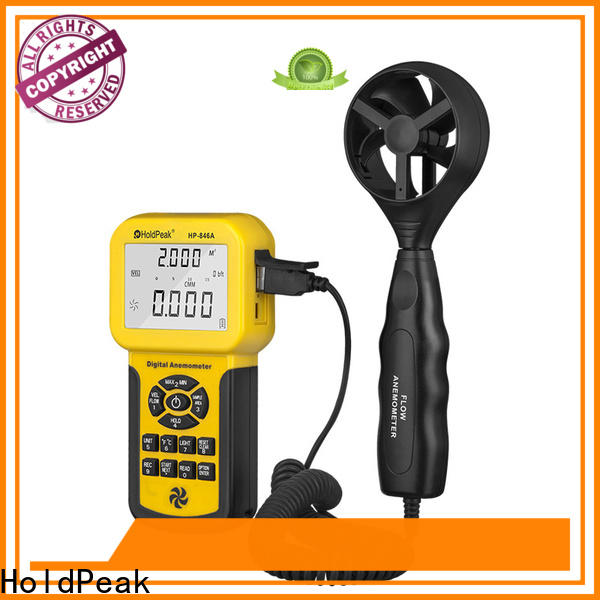 Custom digital anemometer suppliers anemometer company for manufacturing