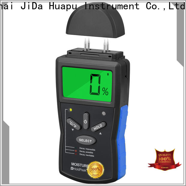 HoldPeak low general pin type moisture meter factory for physical