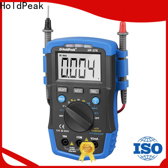 HoldPeak acdcvoltage parts of multimeter and its function manufacturers for physical
