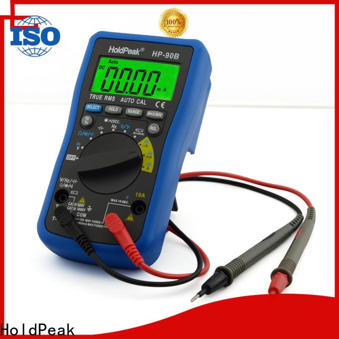 HoldPeak pc multimeter tester Supply for electronic