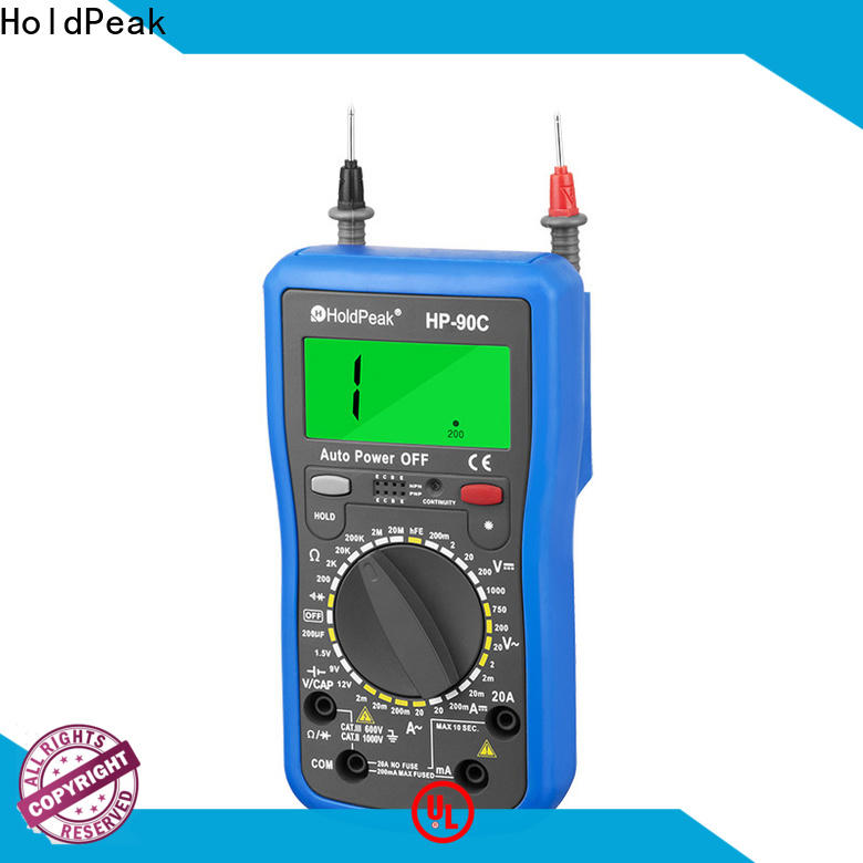Latest digital multimeter purpose resistance Suppliers for physical