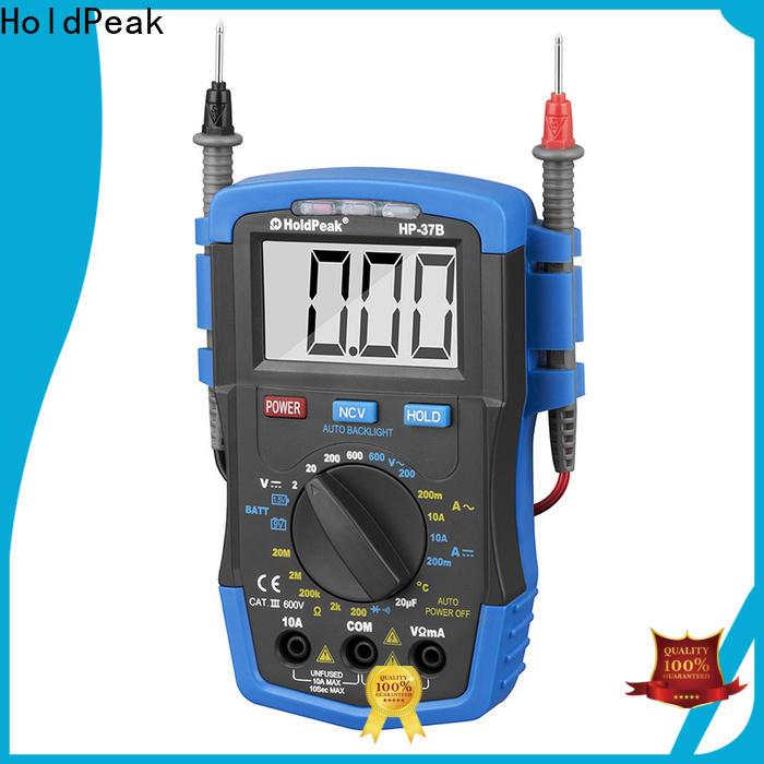 HoldPeak Best usb digital voltmeter company for physical