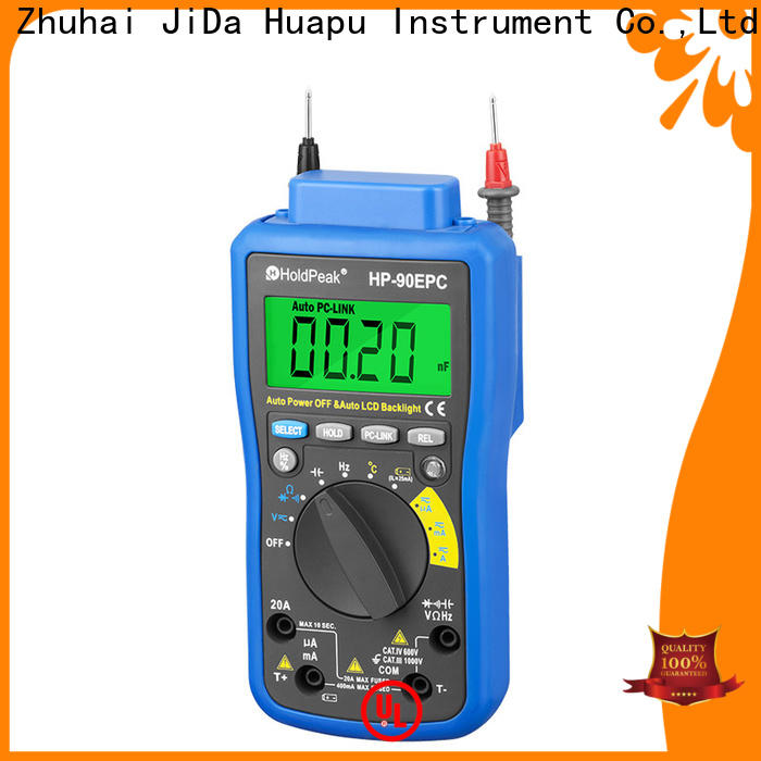 Custom pen type multimeter autovarying factory for testing