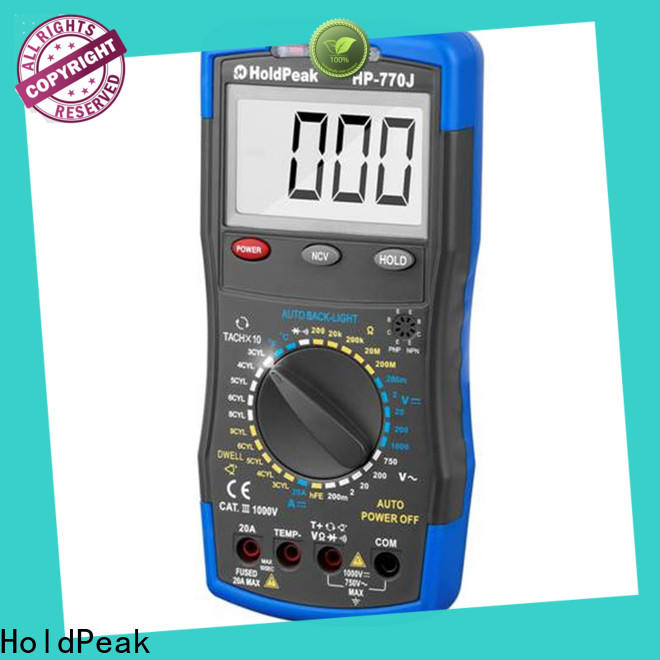 HoldPeak all auto analyzer factory for physical
