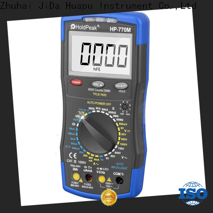 HoldPeak lcd automotive digital multimeter Suppliers for testing
