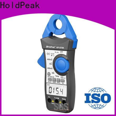 HoldPeak Custom ac clamp meter Supply for national defense