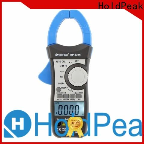 HoldPeak in different model clamp electrical tester factory for electricity chemical industries