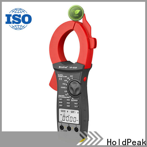 HoldPeak Wholesale recording amp meter Supply for communcations for manufacturing