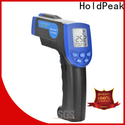 HoldPeak anti-interference infrared thermometer applications manufacturers for medical