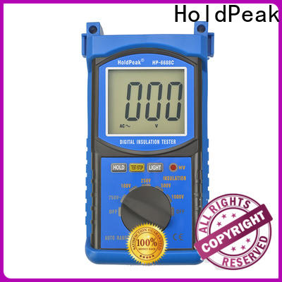 unique insulation resistance meter tester company for verification