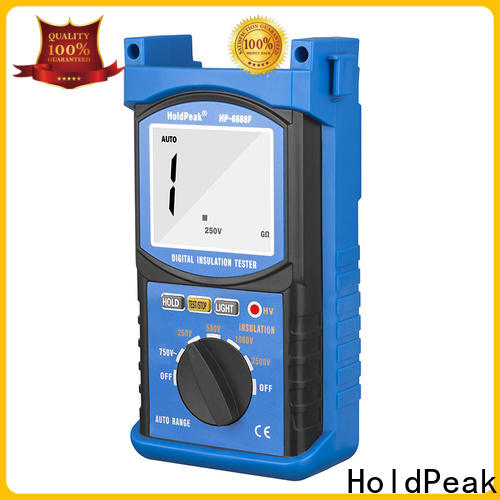 New cheap insulation tester monitorhp6688c Suppliers for testing