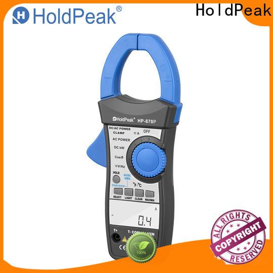 HoldPeak hp6206 clamp meter power Suppliers for petroleum refining industry