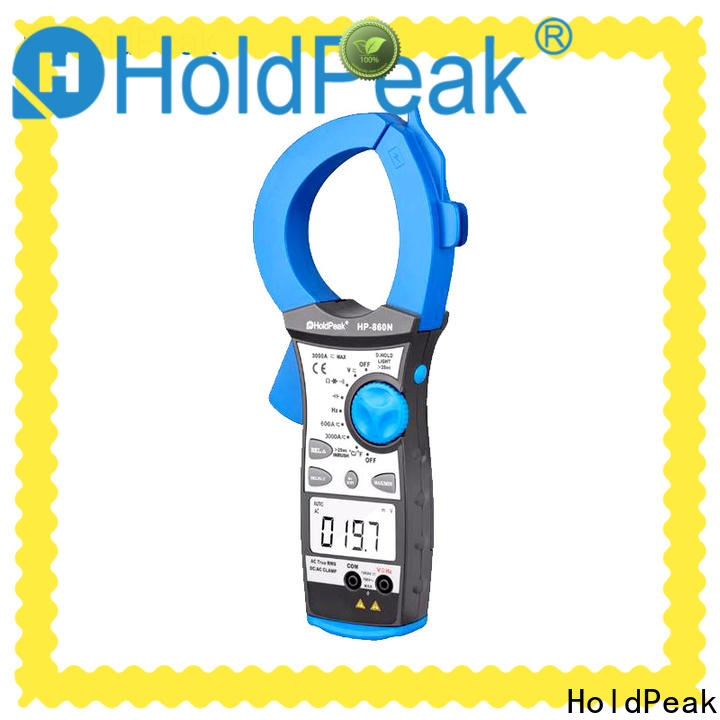 automatic ac amp clamp tester factory for national defense