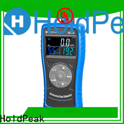 HoldPeak formaldehyde air pollution detector portable factory for industry
