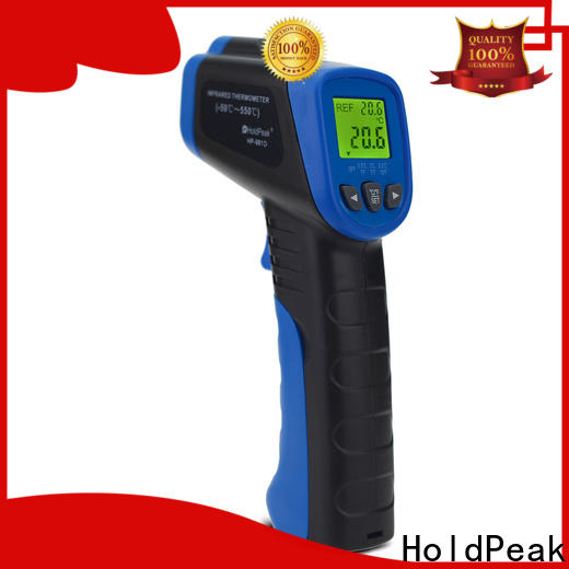 HoldPeak easy to use infrared pyrometer price manufacturers for fire