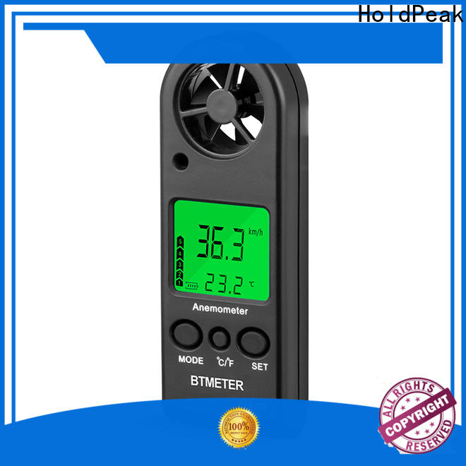 high reputation anemometer meter flow manufacturers for tower crane