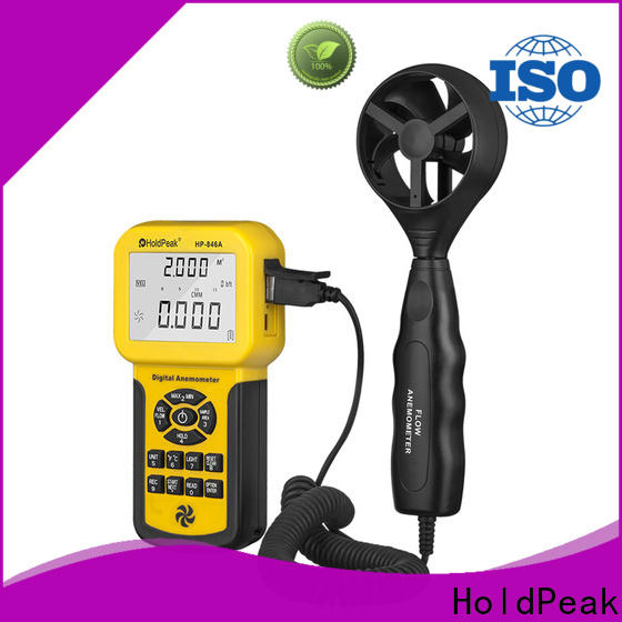 easy to use handheld digital anemometer chill Supply for communcations