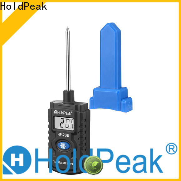 HoldPeak Top moisture humidity meter company for verification