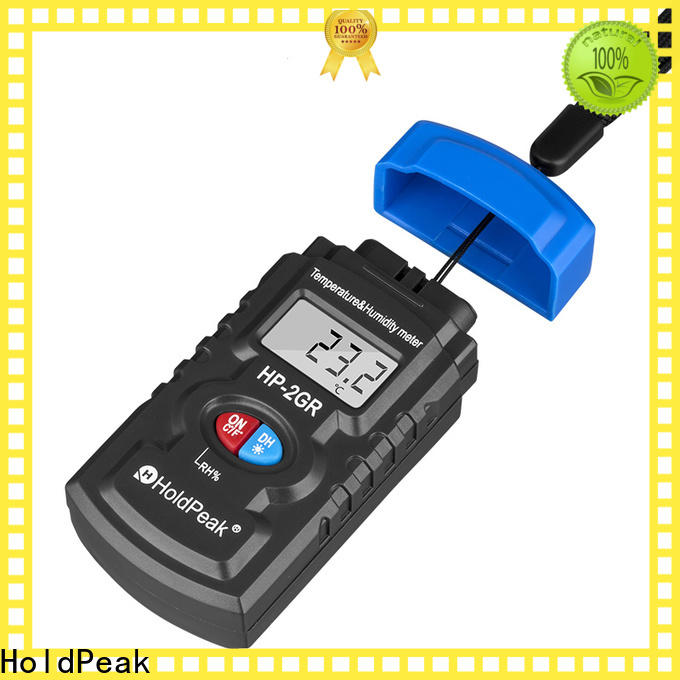 HoldPeak anti-interference humidity tester manufacturers for maintenance