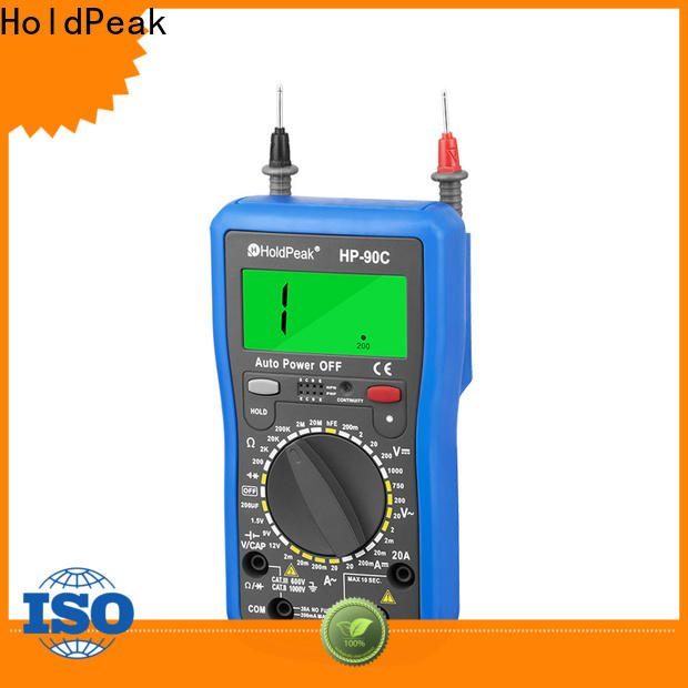 HoldPeak Best applications for business for electrical