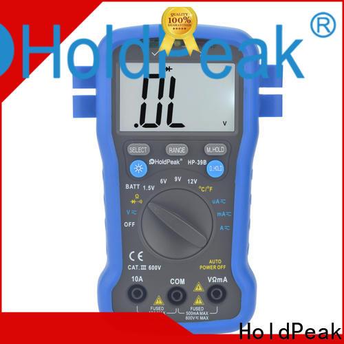 HoldPeak rms multimeter user manual Suppliers for testing