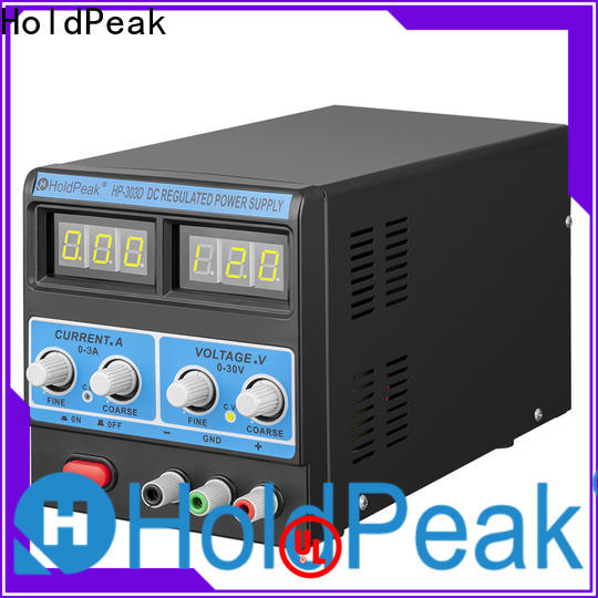 HoldPeak switching universal ac dc adapter converter company for communcations for manufacturing