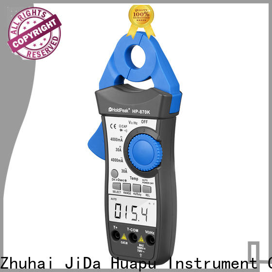 durable electrical tester clamp multimeter manufacturers for electricity chemical industries