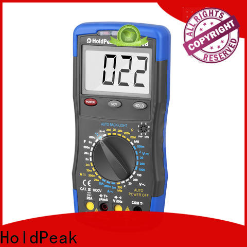 HoldPeak size automotive multimeter Supply for physical