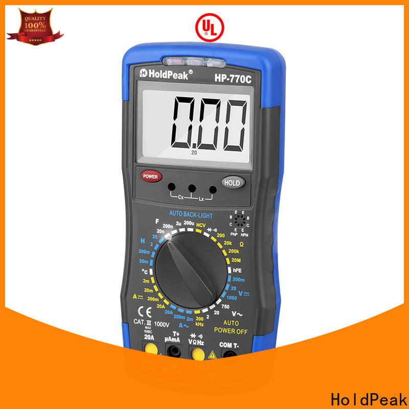New multimeter tester sale measure factory for electronic