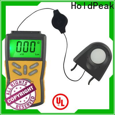 Custom top light meters digital Supply for testing