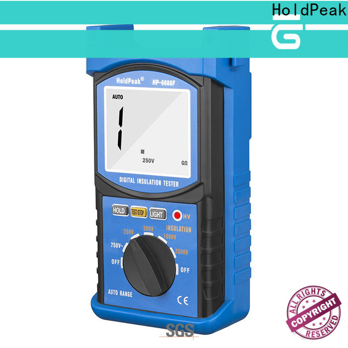Top multimeter insulation tester monitor manufacturers for testing
