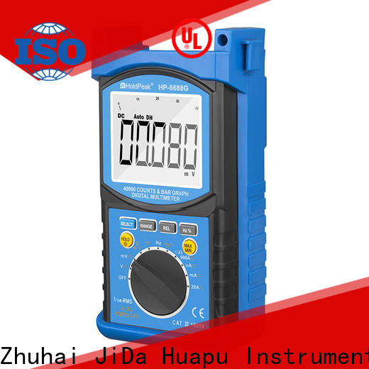 HoldPeak competetive price electronic multimeter price company for testing