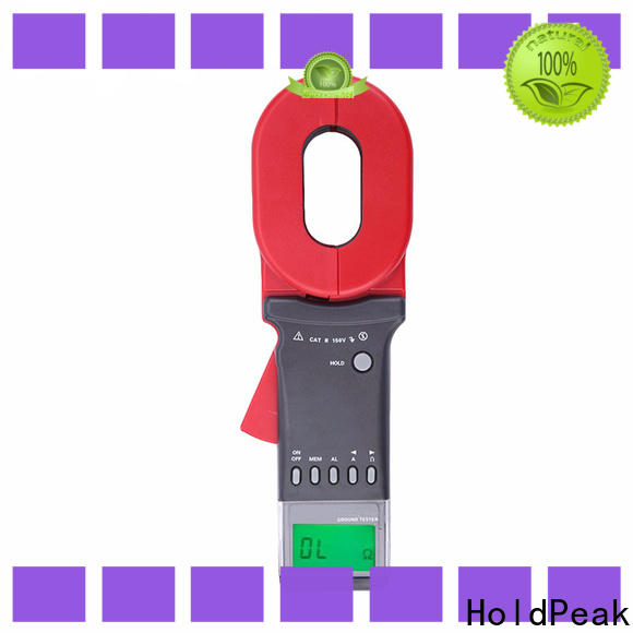HoldPeak function clamp on earth resistance tester Suppliers for construction