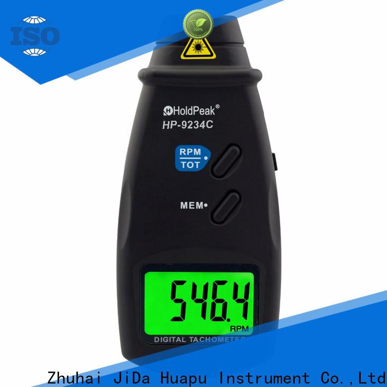HoldPeak measure digital tachometer Supply for paper