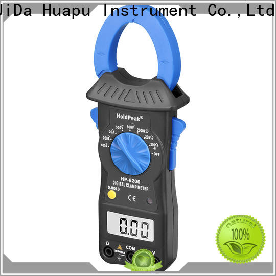 HoldPeak fashion design milliammeter clamp Suppliers for smelting