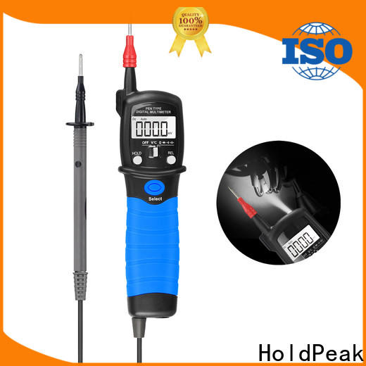 HoldPeak power auto electrical tester multimeter manufacturers for physical