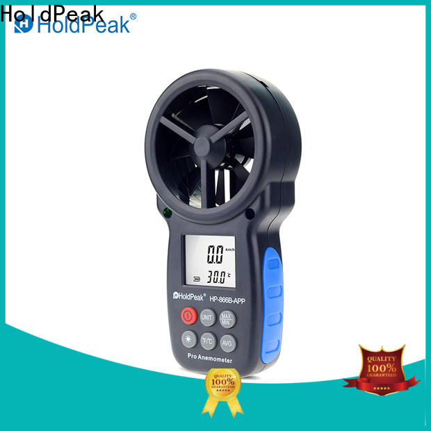 HoldPeak good price wind speed logger Suppliers for communcations