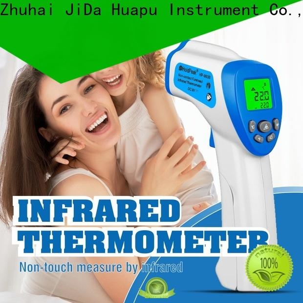 HoldPeak easy to use small infrared thermometer manufacturers for customs