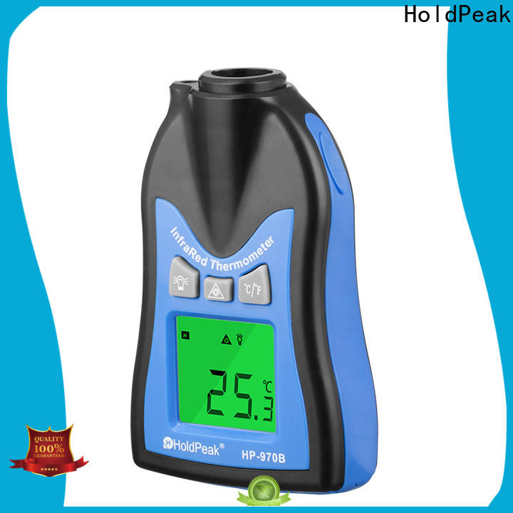HoldPeak fashion design infrared temp gun reviews manufacturers for inspection